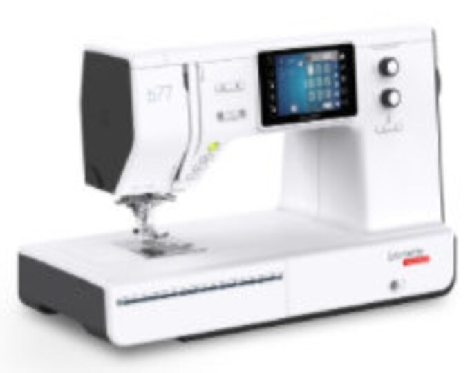 PRE ORDER: NEW Bernette b77 Sewing Machine
