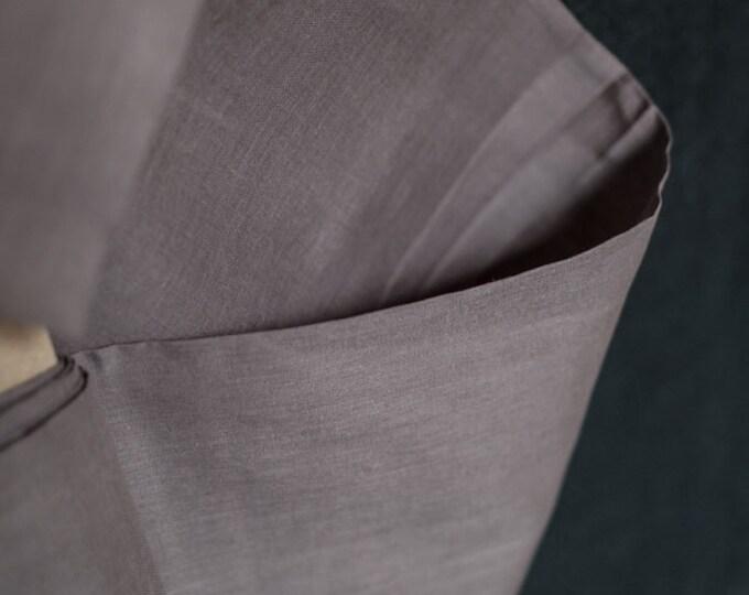 Cotton Muslin in Light Gray by Merchant & Mills