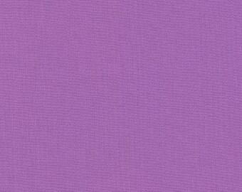 Kona Cotton in Dahlia by Robert Kaufman