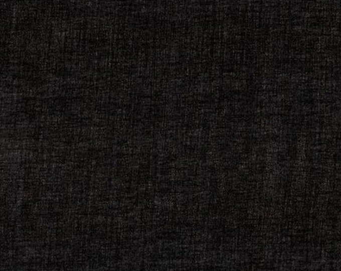 Sophia Washed Lawn in Black by Robert Kaufman