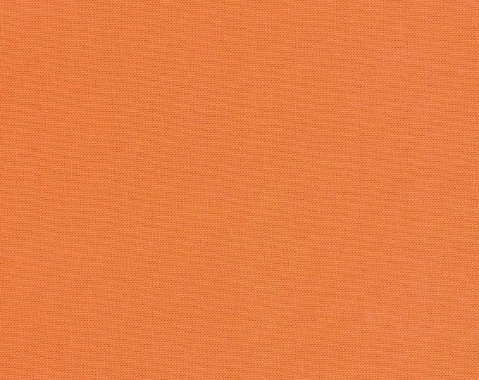 Kona Cotton in Marmalade by Robert Kaufman