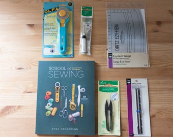 Beginner's Sewing Kit- Finch Take and Make Kit
