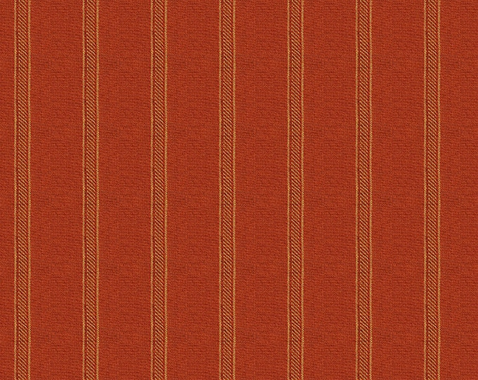Stitch in CAYENNE from Warp Weft Wovens for Ruby Star Society