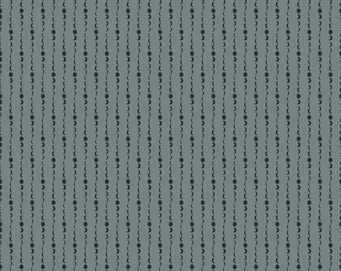 Solstice in Pacific Fabric from the Dusk till Dawn Collection by Cotton + Steel