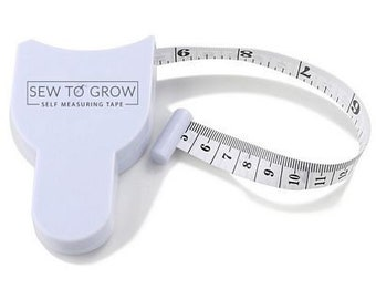 Self Measuring Tape from Sew To Grow