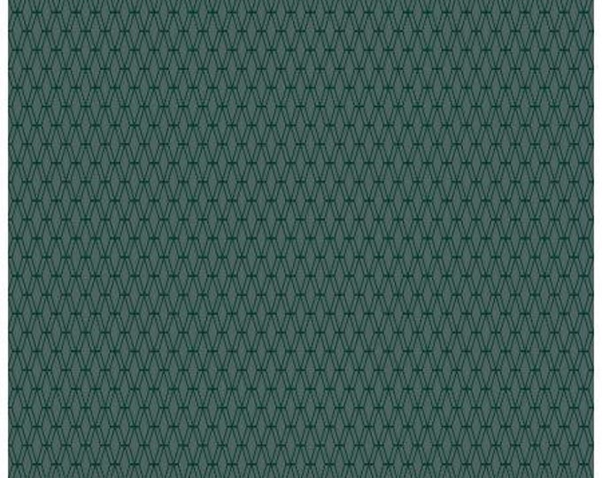 Mishmesh in Nori for Cotton + Steel Basics