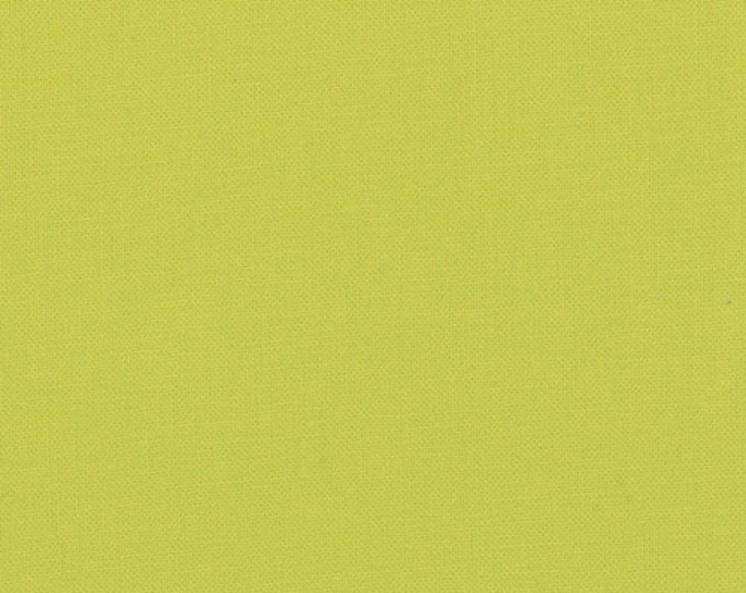 CHARTREUSE Bella Solids by Moda