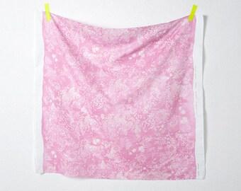 Nani Iro - Lei Nani in Pink 100% Cotton Double Gauze