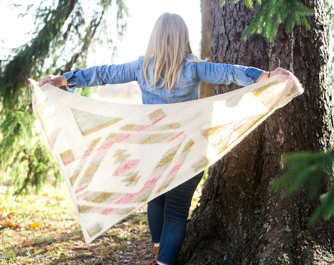 Rainier Shawl Kit by Nicole Morgenthau