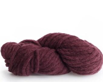 Hygge in 12 Burgundy by Woolfolk