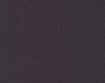 Jetsetter Stretch Twill 7.5 oz in Midnight by Robert Kaufman