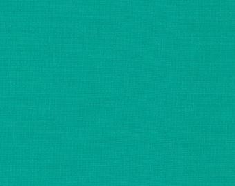 Kona Cotton in Blue Grass by Robert Kaufman