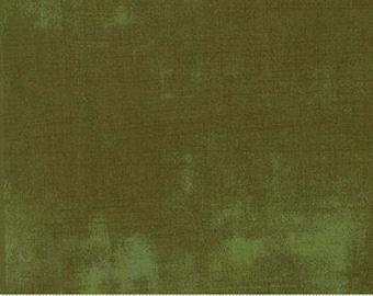 Grunge Basics in Dried Herb- BasicGrey for Moda