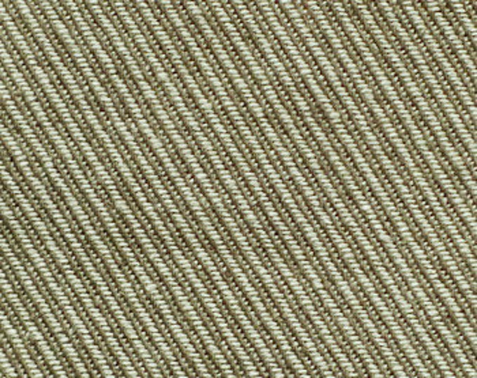 100% Organic Cotton Textured Twill in Gray/Gray by Pickering