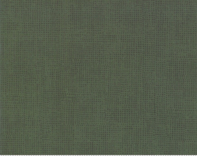Dotted Grunge in Winter Spruce from the Naughty or Nice Collection by Moda Fabrics