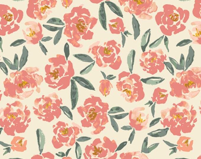 Fields of Silene Knit from The Open Road from Art Gallery Fabrics