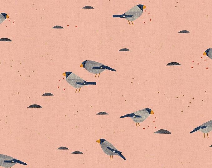 PRESALE: Ikaru in Peach (Metallic) for the Nori + Tori Collection by Cotton + Steel