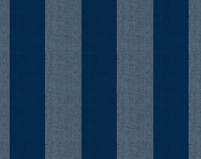 Dress Up in Navy from the Warp & Weft Heirloom Wovens Collection by Alexia Marcelle Abegg for Ruby Star Society