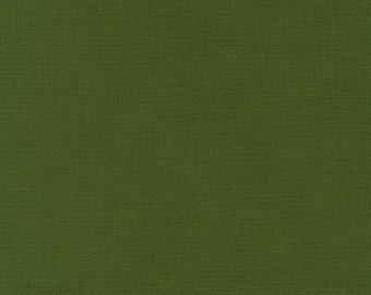 Kona Cotton in Avocado by Robert Kaufman