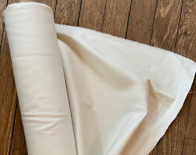 Repreve Denim (recycled poly and organic cotton) - 6.6 oz. -  Natural Colorway - 2% Lycra