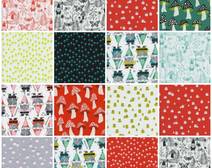 PRESALE: Front Yard by Sarah Watts for Cotton + Steel Fat Quarter Pack