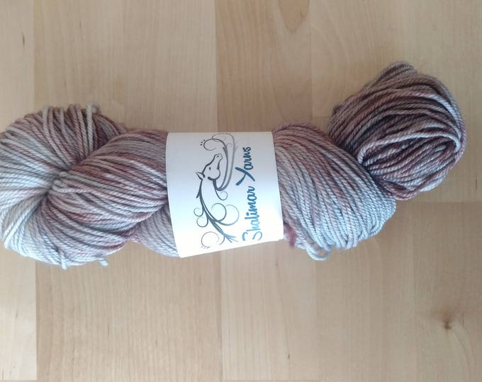 Breathless DK in Weathered - Shalimar Yarns