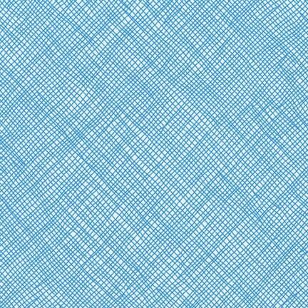 0b9516fb8ad Crosshatch in Stratosphere- Blake Cotton Knit by Carolyn Friedlander-  Robert Kaufman. gallery photo