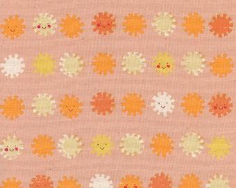 Sunshine in Peach -Sunshine -Alexia Abegg for Cotton + Steel