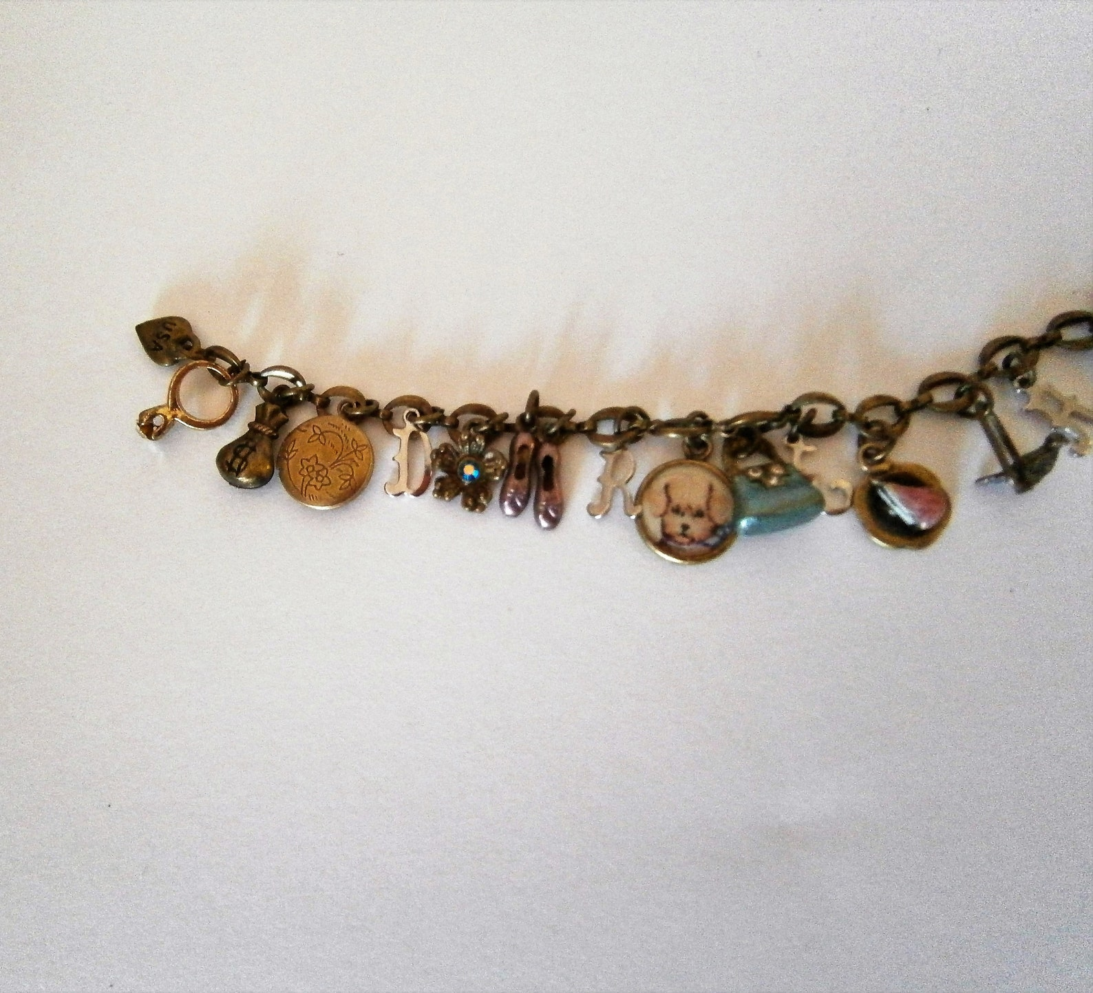 shelley cooper bracelet sweet romance