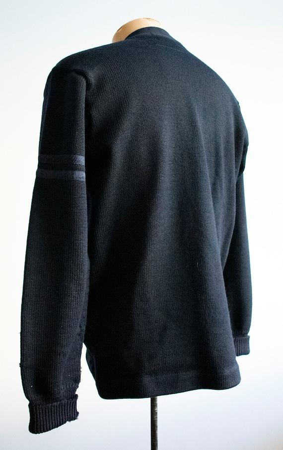 Vintage 1950s Varsity Sweater / Vintage Letterman… - image 8