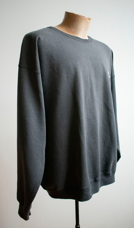 Vintage 1980s Champion Pullover / Vintage Crewnec… - image 4