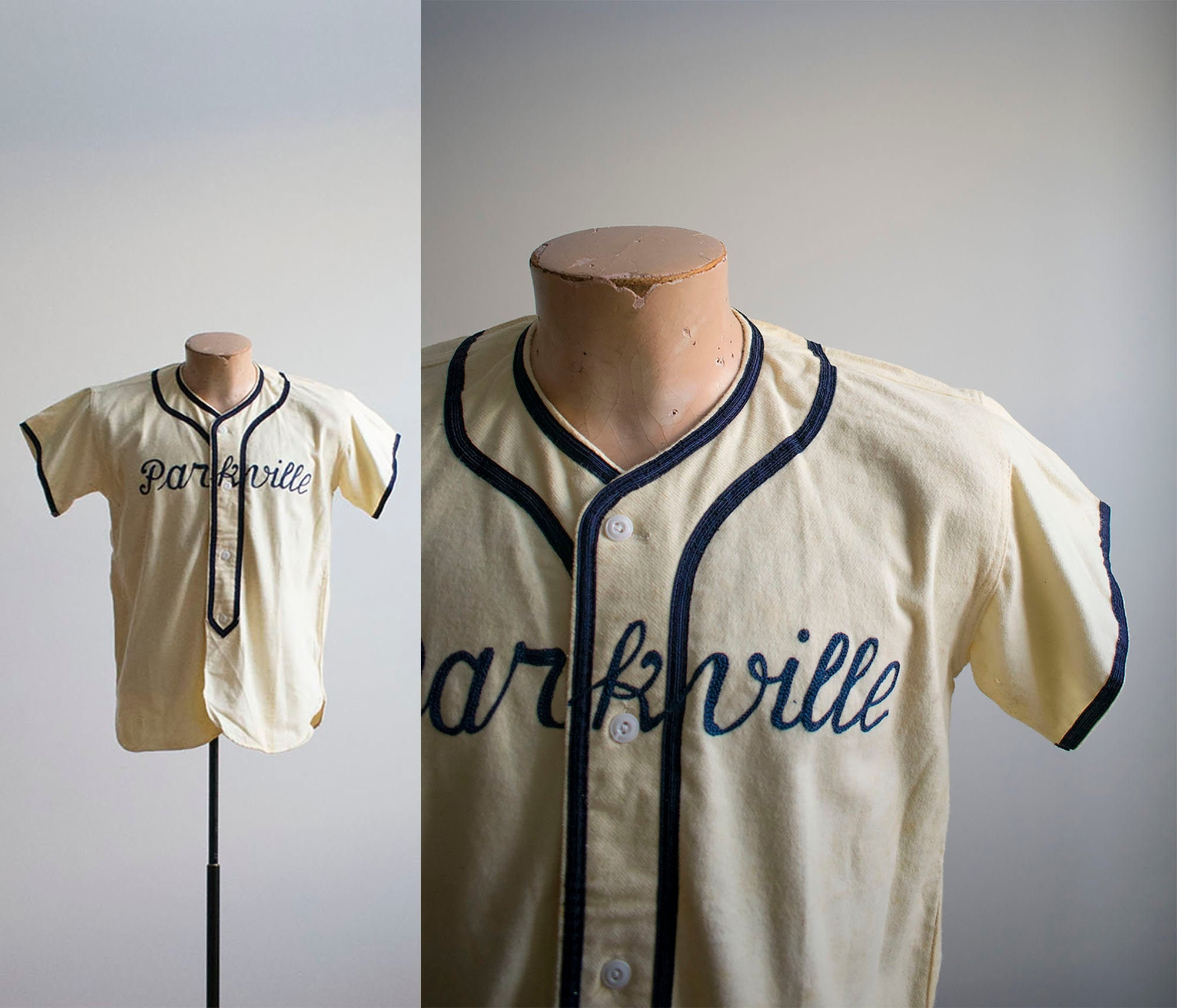 1960s – 70s Men's Ties | Skinny Ties, Slim Ties Vintage 1960S Little League ShirtBaseball Uniform Baltimore Maryland Chainstitched $0.00 AT vintagedancer.com