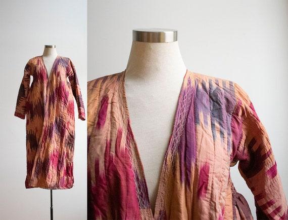 Vintage 1930s Japanese Jacket Kimono