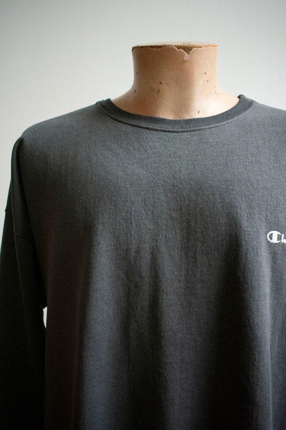 Vintage 1980s Champion Pullover / Vintage Crewnec… - image 6