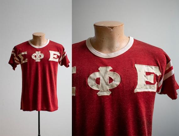 Vintage 1960s University of Richmond Fraternity Ts