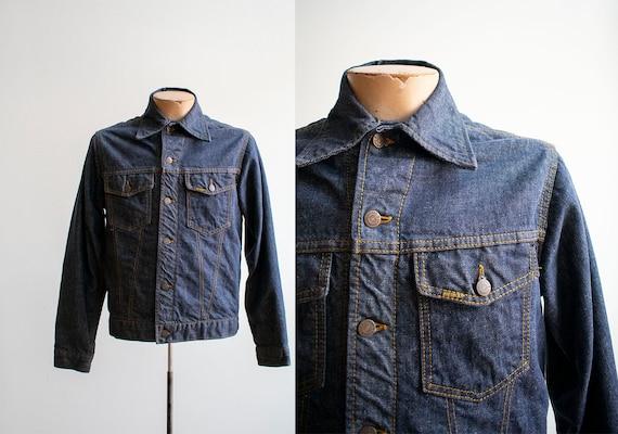 Vintage 1960s Sears Roebucks Denim Jacket / Vintag
