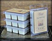 SUN SAND (Yankee Type) Wax Melt Tart Wax Tart Wax Melt Phthalate Free Soy Blend Sassy Kandle Co.