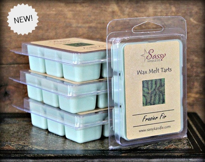 FRASIER FIR | Wax Melt Tart | Sassy Kandle Co.
