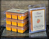 Sweet Orange Chili Pepper Wax Melt Tart Wax Tart Wax Melt Phthalate Free Soy Blend Sassy Kandle Co.