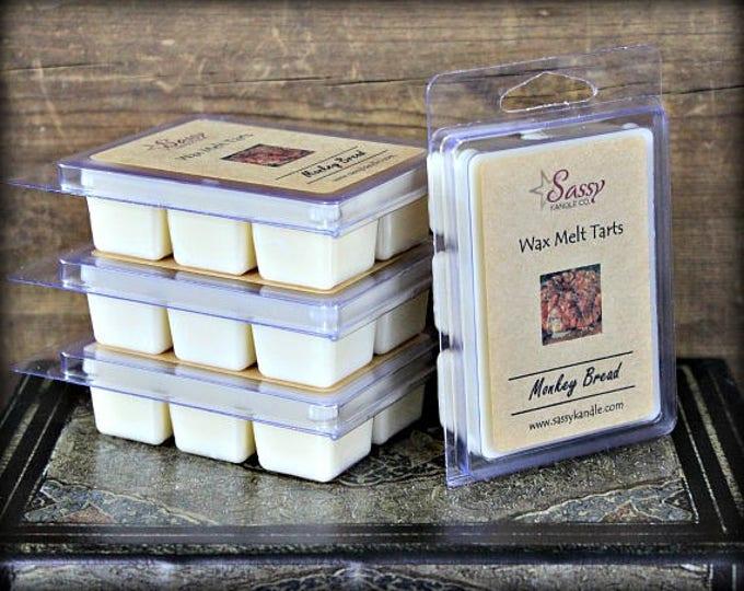 MONKEY BREAD | Wax Melt Tart | Sassy Kandle Co.