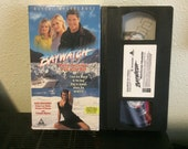 Vintage VHS Video (1997) - Baywatch White Thunder at Glacier Bay - 123 min, color - contains unrated bonus footage - great used condition