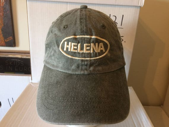 fe2b01b0557 Vintage Baseball Cap Helena small adult size