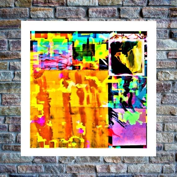 Wall Art Prints, Digital Art, Home decor, Modern Art, Abstract, Artwork
