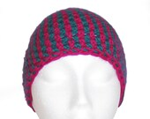 Boulder Beanie Crochet Pattern WM2020
