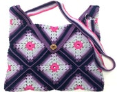 Retro Bag Crochet Pattern WM2047