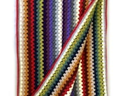 Highland Throw Crochet Pa...
