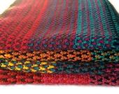 Moroccan Desert Blanket Crochet Pattern WM2065