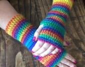 Easy Peasy Crochet Mitts ...