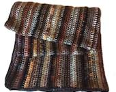 Spice Blanket Crochet Pattern WM2060
