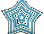 Baby Star Crochet Blanket Pattern WM2057